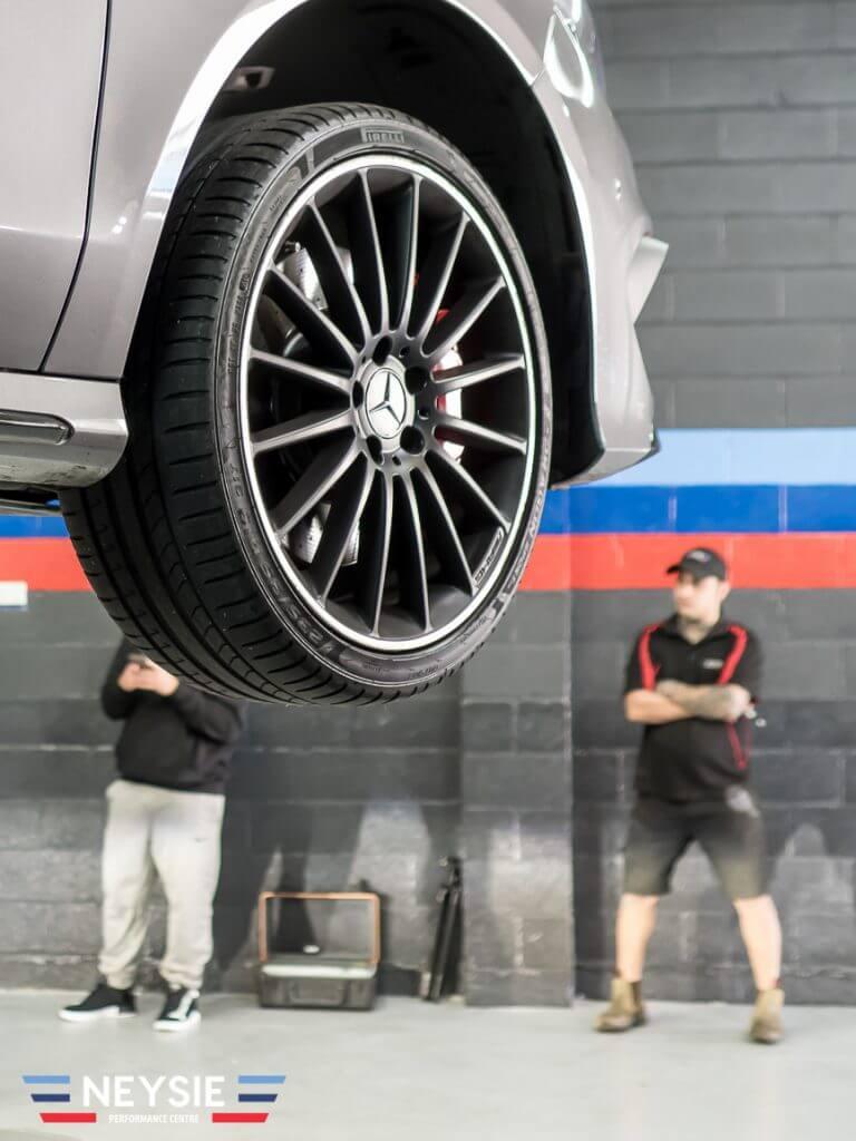 CAR WHEEL ALIGNMENT - Neysie Auto Service