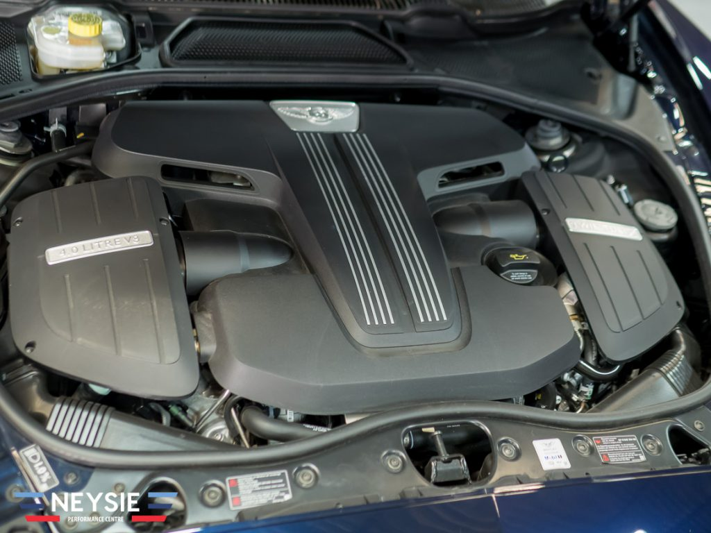 Bentley engine.